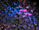 Swarovski Interne Crystal Dome