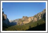 Yosemite Valley Panorama