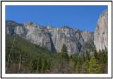 Beautiful Landscape at Yosemite