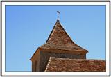 Belltower seen in Padirac