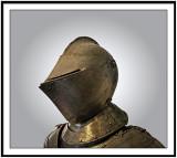 Medieval Armor in Castelnaud