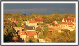 Small village of L'Hospitalet Rocamadour