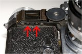 Kiev 4   adjusting rangfinder