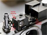 Adjusting rangefinder Zorki 4 & 4K