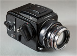 Hasselblad 501C with Planar 100/3.5