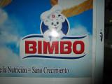 Bimbo Bread Truck
