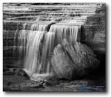 4 corners : Grand Falls in the Desert