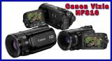 Vixia HFS10 Camcorder