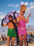 Burning Man 1999, 2000