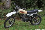 Yamaha TT250 - Off Road