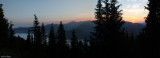 Sunrise from the Klickitat Tail