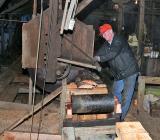 Steve cutting slab wood ------- IMG_0838a.jpg