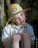 Young Safari Guide