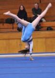South Burlington Gymnastics 011009