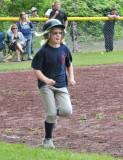 Hannah Races to 1st