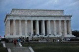 The Lincoln At Dusk