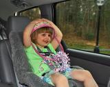 Granddaughter K   (Easter Bonnet)