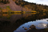 Reflections in Twin Lakes