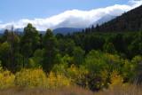 Sierra Nevadas in the Fall