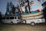 Load Up and Go Rafting