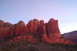 Sedona at sunrise