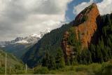 Jeti Oguz - 7 Bulls mountains