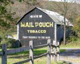 Mail Pouch Tobacco Barn Chew