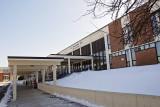 Old School Memories:  The TC Williams High School Building in 2007