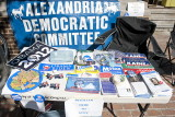 ADC Table at Old Town Farmer's Market, 9/22/12