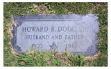 Howard Richard Dodd was born, 18 March 1903. He married, Nellie A. Seabolt, and together shared at least one child. Howard is buried next to his wife in Rose Hills Cemetery, Whittier, California. This photograph comes to us courtesy of, Kay Flemming.
