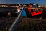 Boats on River Corrib