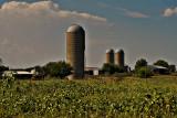 Farm on the Plains