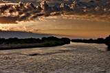 Sunrise: Kansas River