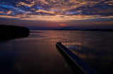 Tennessee River, Sunrise