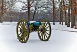 Winter in Hardin County