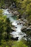 Legend of Noccolula Falls in Gadsden Al USA