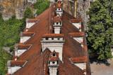 Roofs in Cesky Krumlov