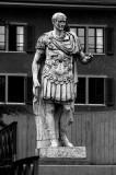 Julius Caesar on the shores of Lake Geneva