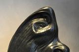 face locked in Bronze, Musee de Beaux Arts, Lyon