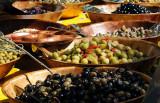 olives at the Market