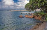 Pier at Karaka Bay