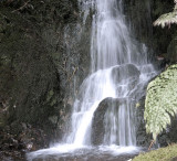 Waterfall up the Akatarawa Valley
