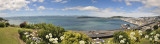 From Wadestown over Wellington Harbour