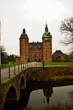 Vallø Castle outside Køge, Denmark