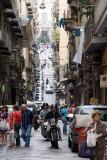 Spanish quarter in Napoli