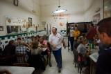 Inside Da Michele's Pizzeria
