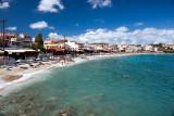 Beach at Agia Pelagia