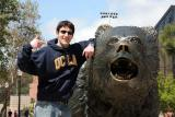 Tim with the Bruin