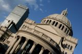 Prudential Tower and Christian Science Center