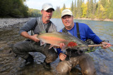 September 20-26, 2012 --- Skeena Drainage, British Columbia